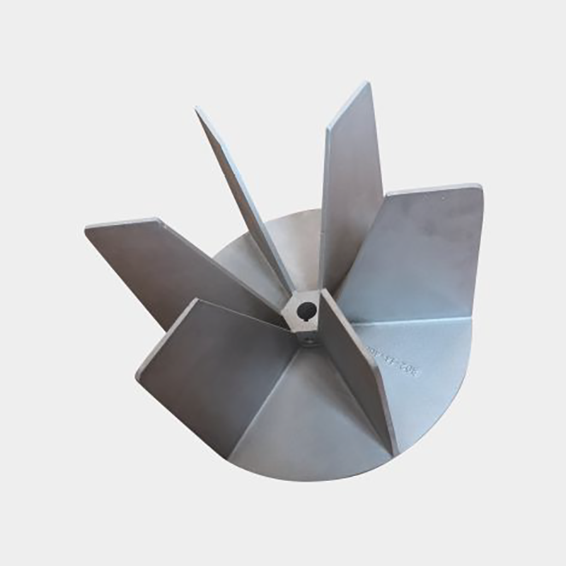 Impeller: dynamic balance test