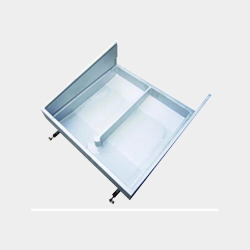 Cast aluminum electric heating plate